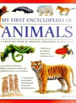 My First Encyclopedia of Animals (giant Size)