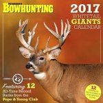 2017 Petersen's Bowhunting Calendar