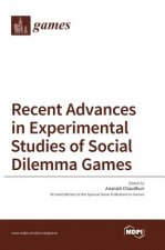Recent Advances in Experimental Studies of Social Dilemma Games