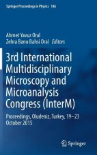 3rd International Multidisciplinary Microscopy and Microanalysis Congress (InterM)