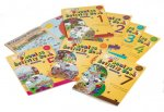 PHONICS ACTIVITY BOOK 1-7 PACK