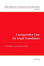 Comparative Law for Legal Translators