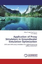 Application of Proxy Simulators in Groundwater Simulation Optimization