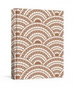 House Industries H Wave Cloth-Covered Journal