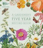 Rhs Gardener's 5-Year Record Book