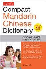 Tuttle Compact Mandarin Chinese Dictionary: English-Chinese Chinese-English [All Hsk Levels, Fully Romanized]