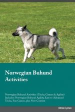 Norwegian Buhund Activities Norwegian Buhund Activities (Tricks, Games & Agility) Includes