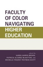 Faculty of Color Navigating Higher Education