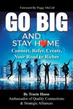 Go Big and Stay Home: Connect, Refer, Create, Your Road to Riches