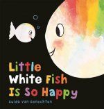 Little White Fish Is So Happy
