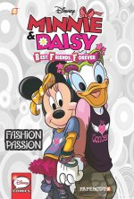 Disney Graphic Novels #6: Minnie and Daisy #2 Fashion Passion
