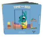 Time for Bed: A Pull-The-Tab Book