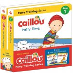 Caillou: Potty Training Series: 2 Steps, 2 Potty Training Classics
