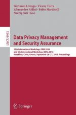 Data Privacy Management and Security Assurance
