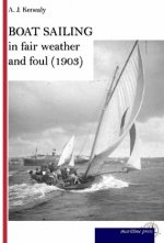 Boat Sailing in fair weather and foul
