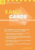 Kanji Cards Kit Volume 2