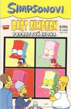 Bart Simpson Popartová ikona