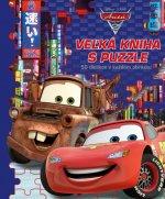 Autá 2 Veľká kniha s puzzle