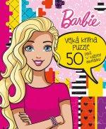Barbie Velká kniha puzzle