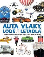 Auta, vlaky, lodě a letadla
