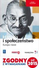 Historia i spoleczenstwo Europa i swiat Podrecznik