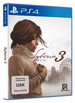 Syberia 3, PS4-Blu-ray Disc