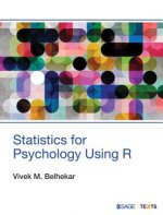Statistics for Psychology Using R
