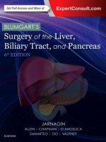Blumgart's Surgery of the Liver, Biliary Tract and Pancreas