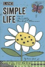SIMPLE LIFE POCKET PLANNER DIARY 2017