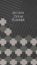 OFFICE 2YR POCKET PLANNER DIARY 2017