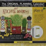 KITCHEN WHIMSY PLANNER CALENDR DELUXE 17