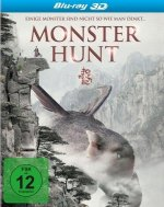 Monster Hunt 3D (Blu-Ray)