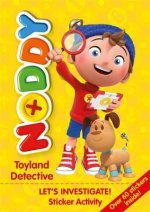 Noddy Toyland Detective: Let's Investigate! Sticker Activity