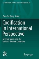Codification in International Perspective