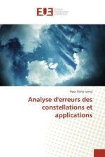 Analyse d'erreurs des constellations et applications