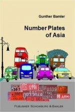 Asian Number Plates
