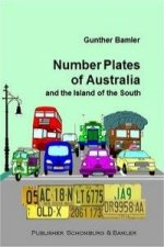 Number Plates of Australia and of the Islands in the South