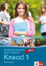 Rozšiřující pracovní listy k učebnici Klass! 1