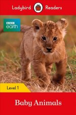 BBC Earth: Baby Animals - Ladybird Readers Level 1