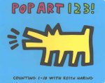 KEITH HARING POP ART 123