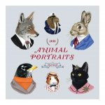 ANIMAL PORTRAITS WALL CALENDAR 2018