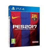 PES 2017, Pro Evolution Soccer, FC Barcelona Edition, PS4-Blu-ray Disc