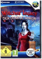 Witches Legacy: Der dunkle Thron, DVD-ROM