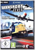 Transport Fever, DVD-ROM