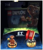 LEGO Dimensions, Fun Pack, E.T., Figuren