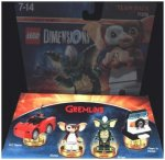 LEGO Dimensions, Team Pack, Gremlins, Figuren