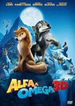 Alfa a Omega 3D - DVD