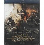 Barbar Conan - 3D/Bluray