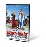 Asterix a Obelix ve službách Jejího Veličenstva - DVD