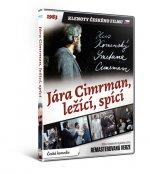 Jára Cimrman, ležící, spící DVD (remasterovaná verze)